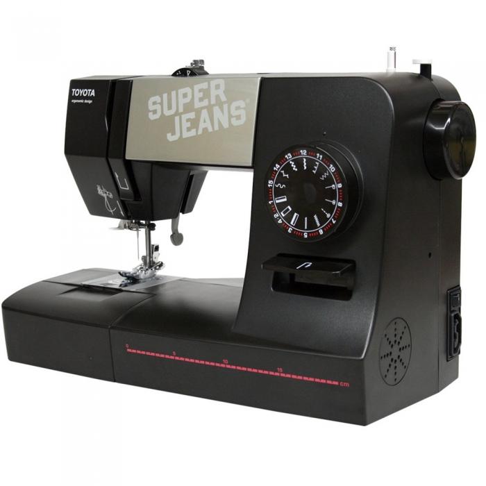 Super Jeans 17XL Sewing Machine
