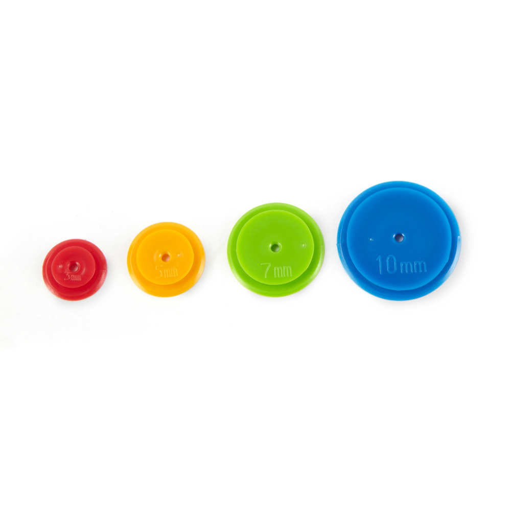 Space Markers Set of 4-0