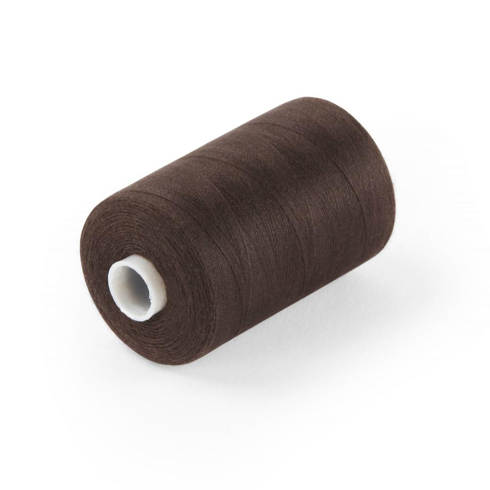 Dark Brown Thread 1 Box of 10-0