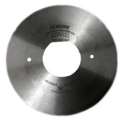 "Genuine 6"" Carbon Round Eastman Blade"