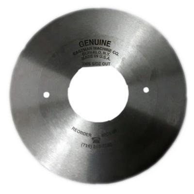"Genuine 6"" Carbon Round Eastman Blade"