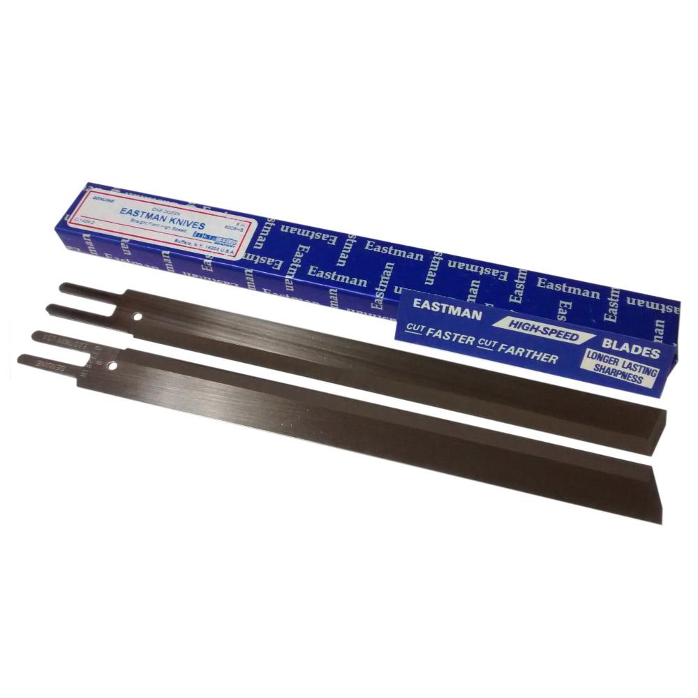 "Genuine 6"" Eastman Straight Blades"
