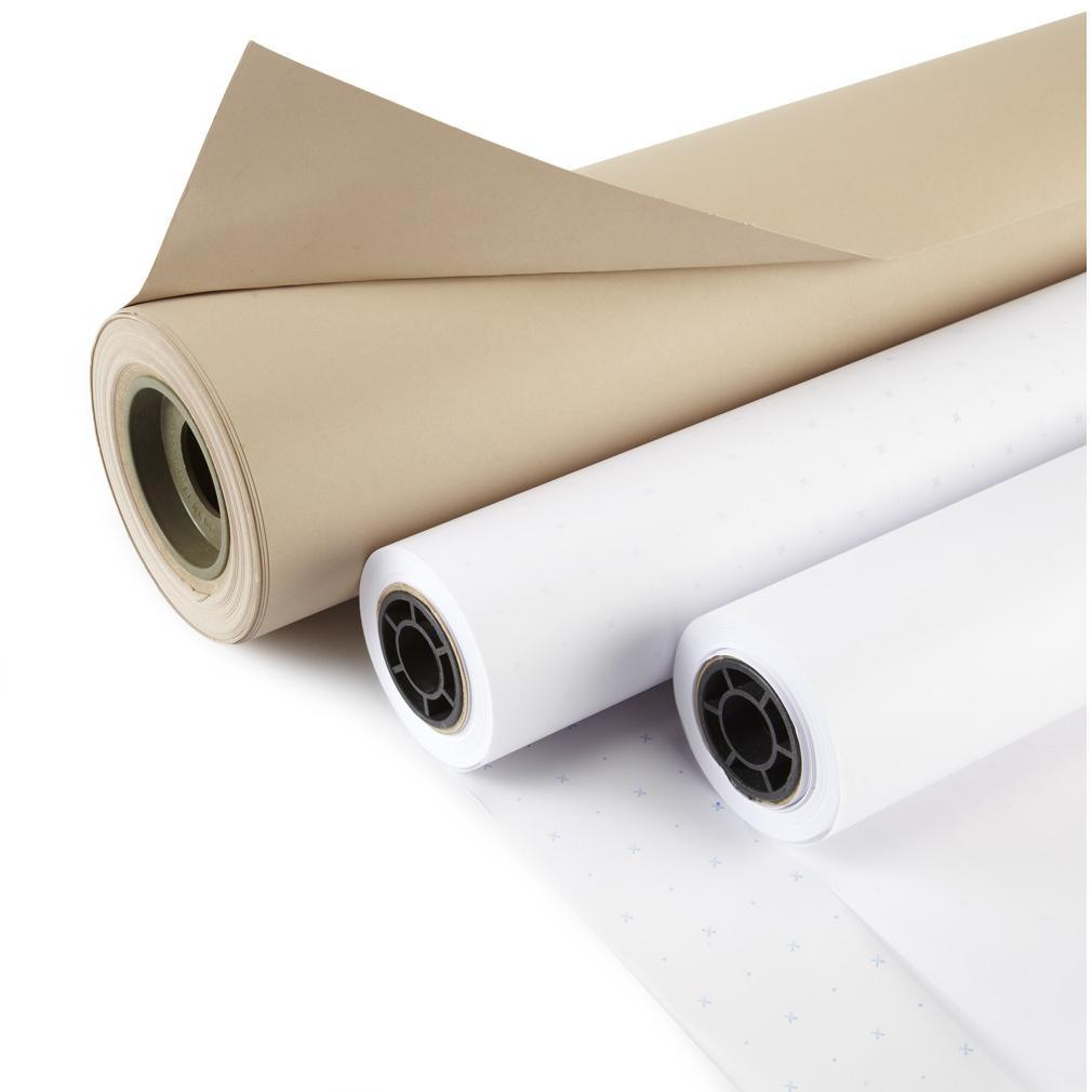 UP7560 152cm Perforated Underlay 70gsm x 200m-593
