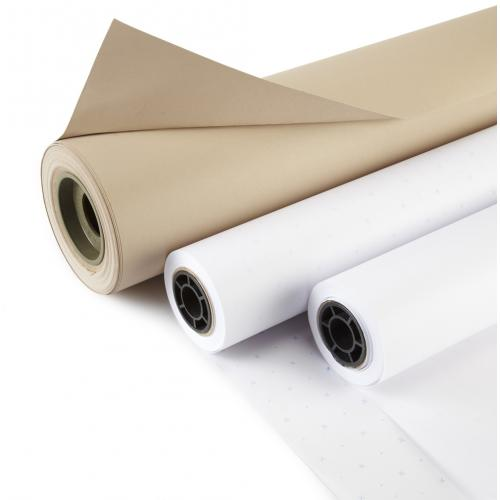 PK23236 91cm Pleating Kraft 232gsm x 80m-0