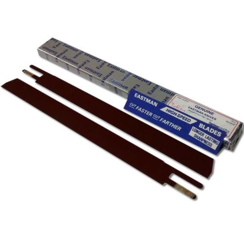 "Genuine 10"" Eastman Teflon Blades"