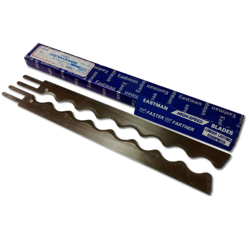 """Genuine 8"""" Eastman Wavy Blades"""
