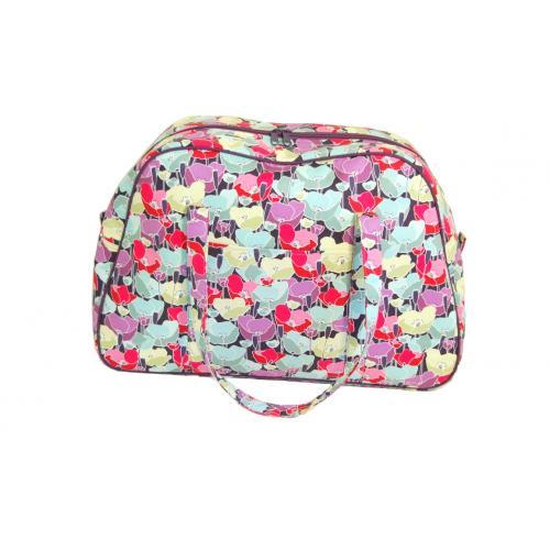 Poppies Aplenty Sewing Machine Bag