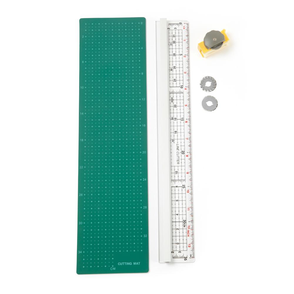 A4 Rotary Linear Cutter Set