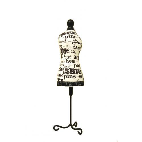 Sew 2 Speak Dress Form Pin Cushion