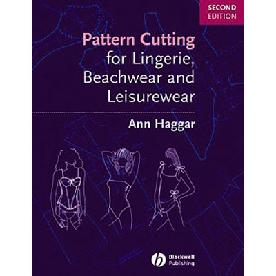Pattern Cutting for Lingerie, Beach & Leisurewear-0