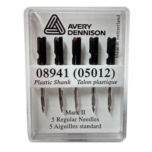 Avery Dennison 05012 - Needles Standard Pk5