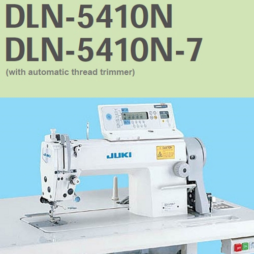 Juki DLN-5410N - Lockstitch Machine.