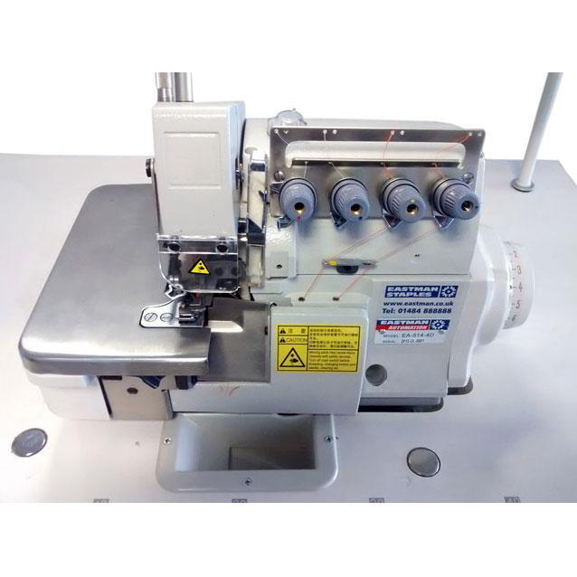 Eastman Automation 4 Thread Overlock Machine-1797