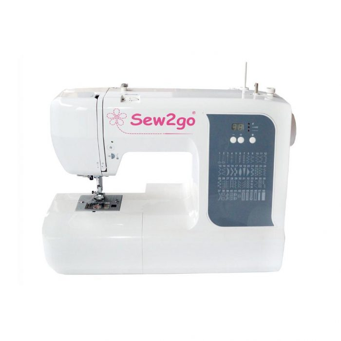 Sew2go Branded 48st Computerised Sewing Machine-2129