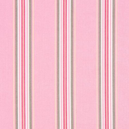 Portofino Stripes in Pink 1 Metre-0