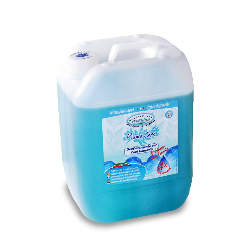 Tintolav Piumacare Special detergent for Duvets, Duck Down Quits and Padded Jackets - 10 kilo