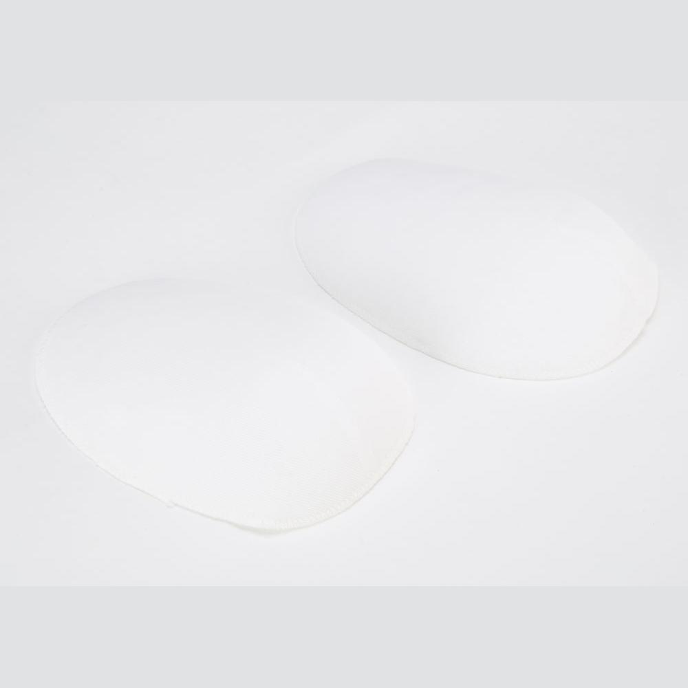 Covered Moulded Fibre Raglan Style Shoulder Pad